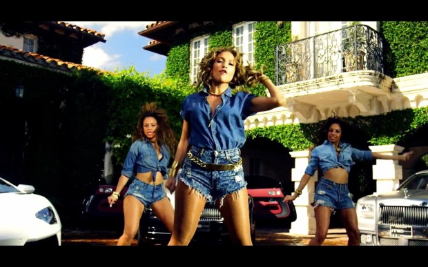 Jennifer Lopez - I luh Ya Papi (Music Video)